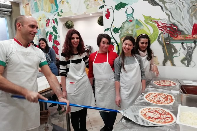 Italian Pizza Cooking Class with Chef Francesco in Padova