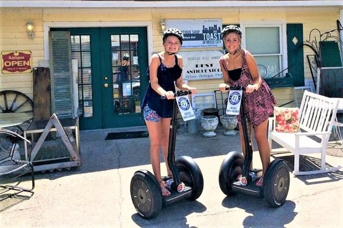 Guided Segway Tour of Downtown Franklin