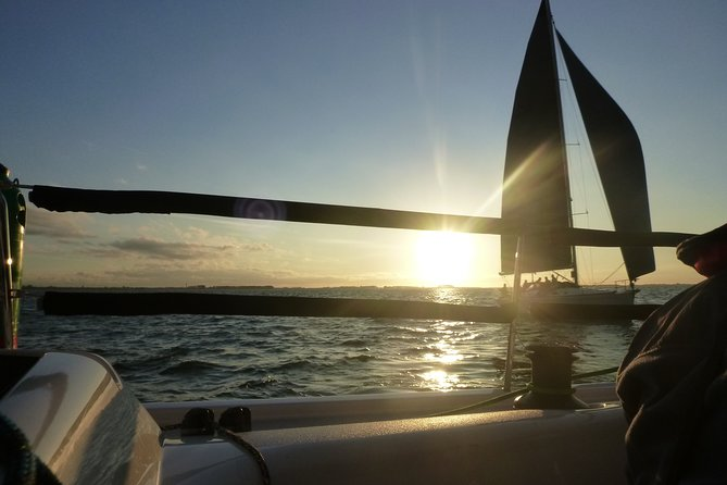 Evening sailing in Zeeland - Sunset Sailing