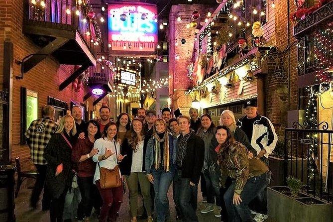 Nashville's Honky Tonk Sightseeing Pub Crawl