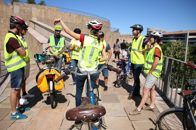 Aix en Provence Big tour by e-bike + Wine and cheese tasting break
