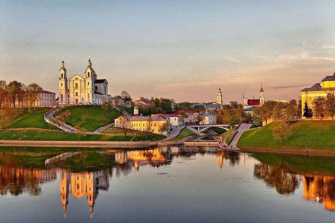 The best of Vitebsk walking tour