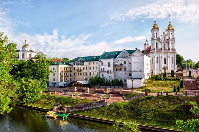 Romantic tour in Vitebsk