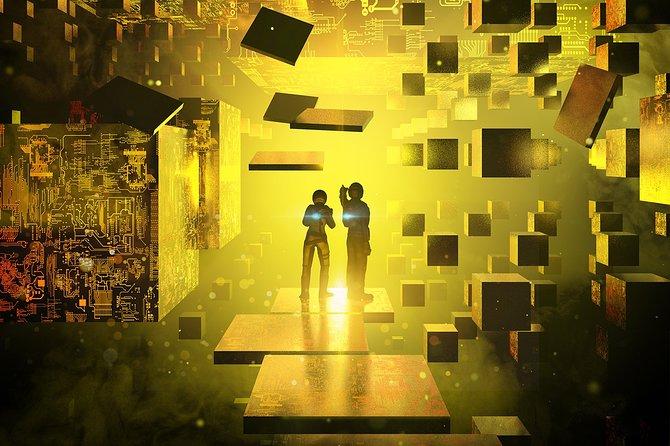 Escape Room: Cube Virtual Reality