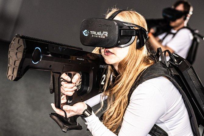 Showdown PvP Virtual Reality