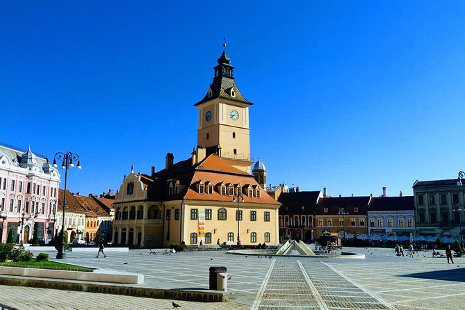 4-Day Private Tour from Bucharest to Transylvania