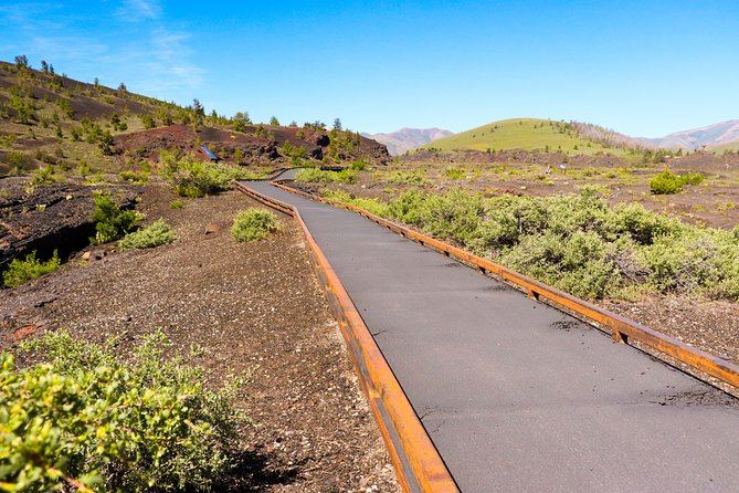 North Crater Flow Scenic Walk