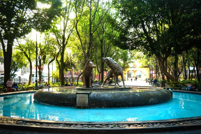 Authentic Mexican culinary experience and walking tour in Coyoacan
