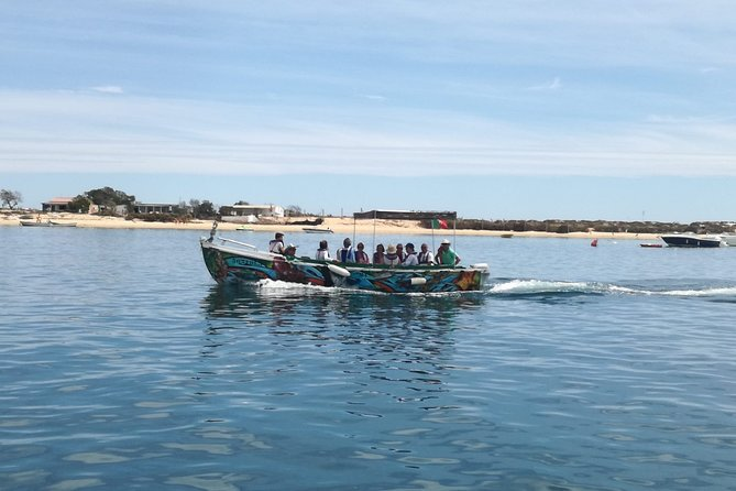 Ria Formosa & Ilhas: Family Boat Trip (Special Conditions)