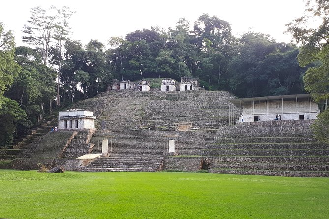 Bonampak and Yaxchilán from Palenque photo 2
