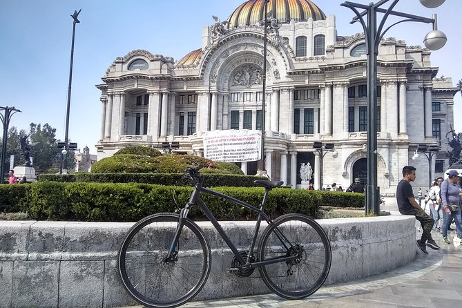 Half Day Bicycle Tour in Mexico City