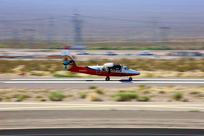 Grand Canyon West Rim Airplane Air Tour