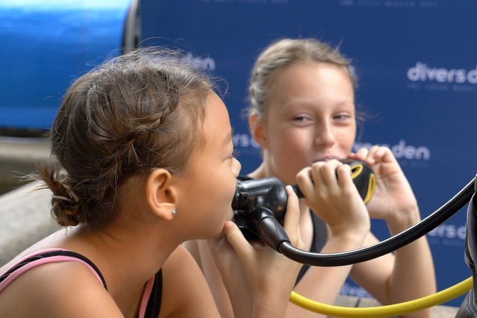 Scuba Kids- Padi Bubblemaker Course