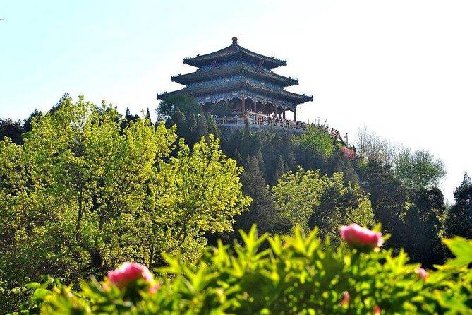 Mini Group Tour: Jingshan Hill, Beihai Park, Prince Kung's Mansion, Lama Temple