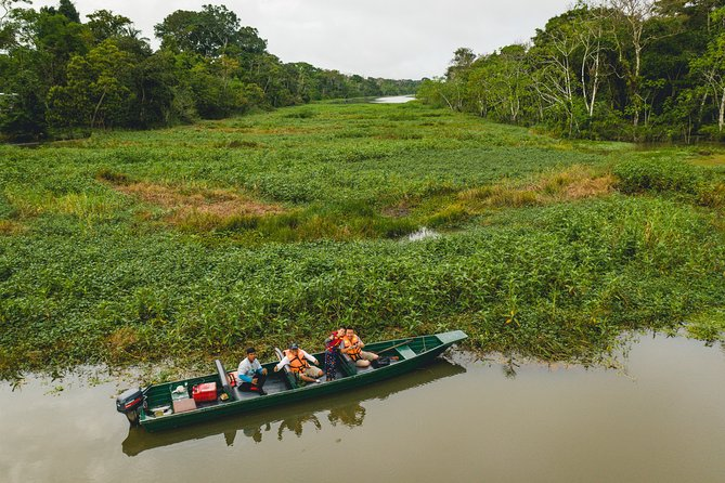 4-Days Wildlife Tour in the Tamshiyacu-Tahuayo Reserve at Curassow Amazon Lodge