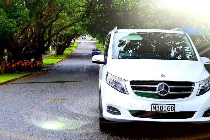Auckland to Whangarei (city to city transfers)
