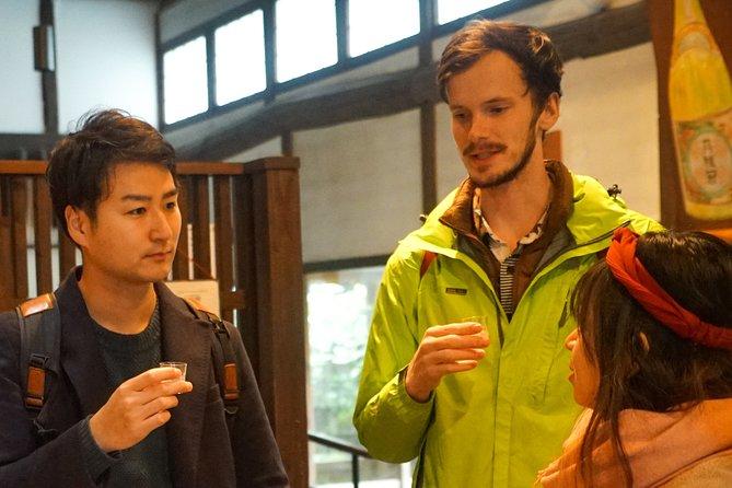 Learn Japanese Sake and Izakaya Drinking Culture Virtually