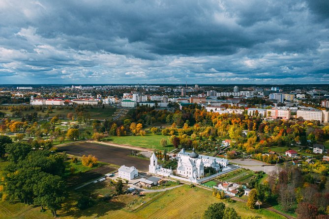 The best of Mogilev walking tour