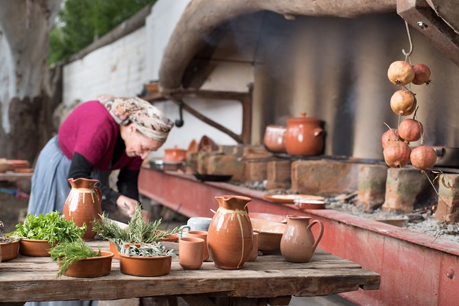 Minoan and Cretan cooking experience