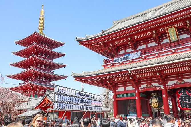 Asakusa Culture Live Streaming Online Tour
