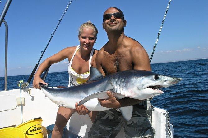 Shark Fishing from Vilamoura