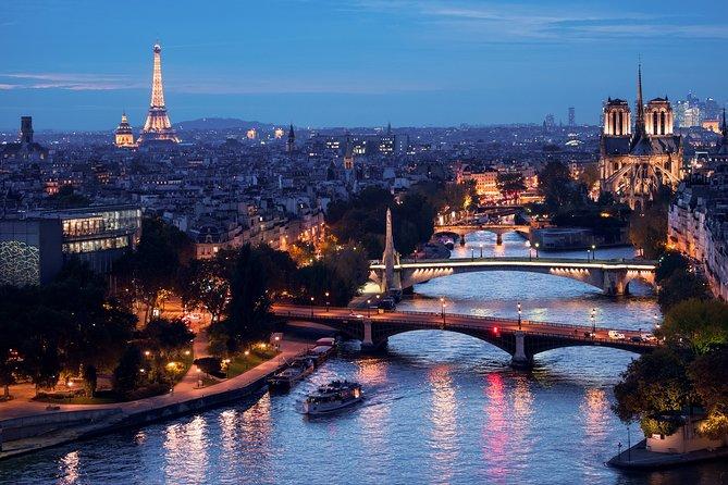 Aperitif Cruise Vedettes de Paris: Direct Access E-Ticket