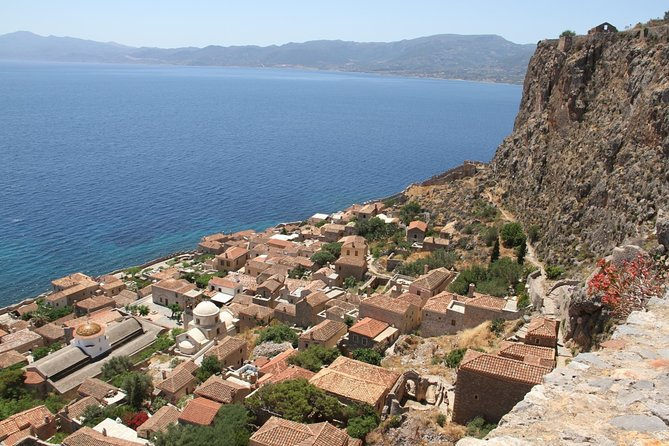Castle of Monemvasia & Liotrivi Historical Estate tour with Lunch