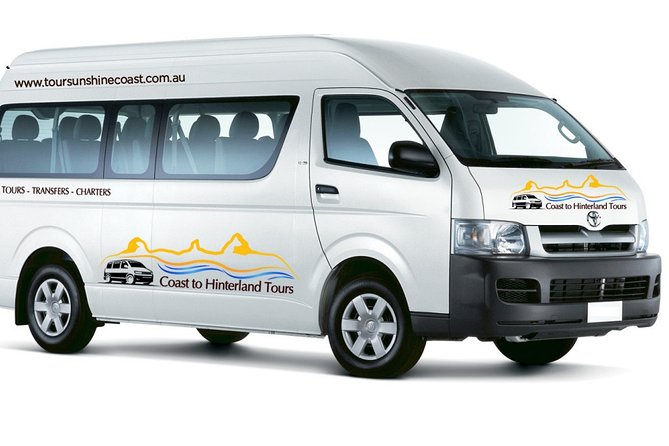 11 Seat Minibus | Sunshine Coast Airport Private Transfer