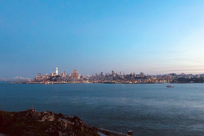 Alcatraz Island at Night with Fisherman's Wharf Walking Tour & Food Tastings