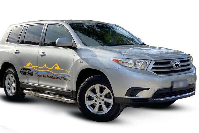 4 Seat SUV Sedan   Sunshine Coast Airport Private Transfer