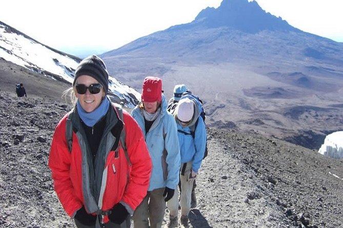 6-Day Private Mount Kenya Climbing from Nairobi
