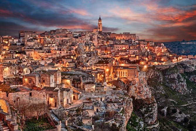 Full-Day Trip to Matera Alberobello and Polignano a Mare