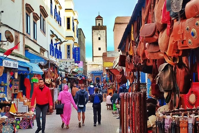 Full-Day trip to Essaouira - Includes Food&Wine tasting