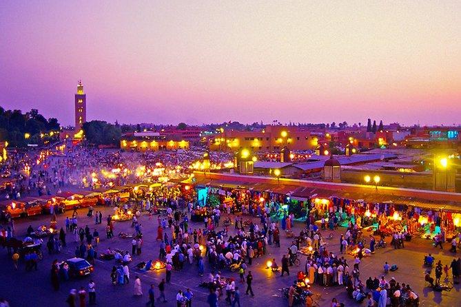 fes marrakech desert tour 2 days