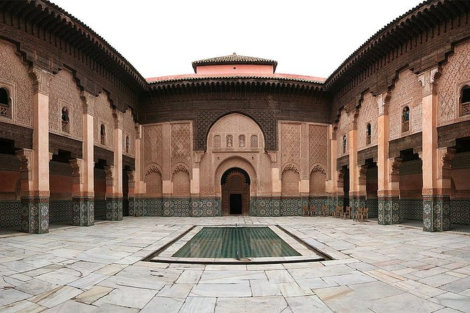 Discover the Red City of Marrakech (From Essaouira - Full Day)