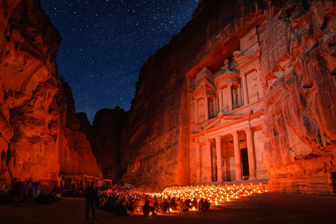 2-Night Private Luxury Escape to Petra and the Dead Sea from Amman