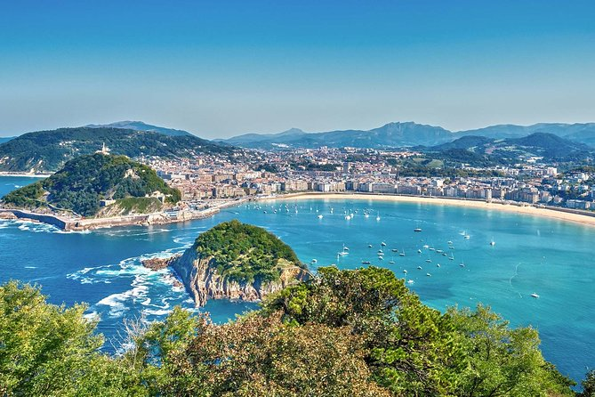 Private Transfer from Barcelona to San Sebastian Basque Country