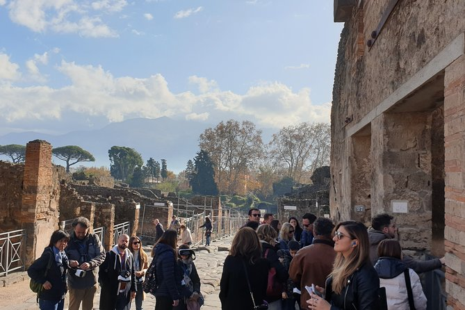 Pompeii with Private Guide