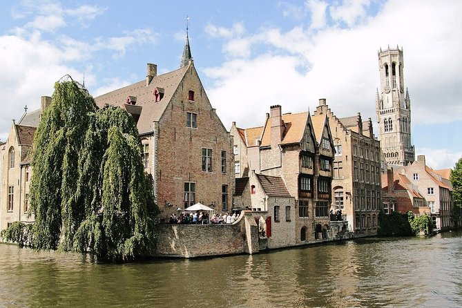 The best of Brugge walking tour