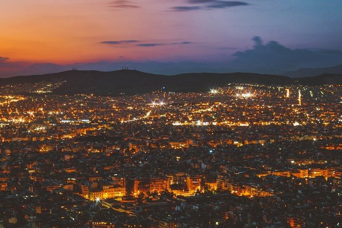 Enjoy Athens highlights in a Night Tour