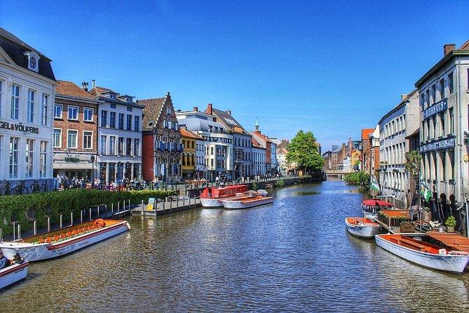 Romantic tour in Ghent