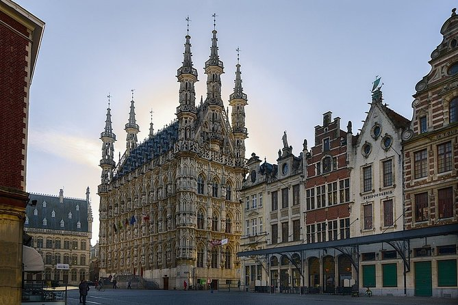 Romantic tour in Leuven