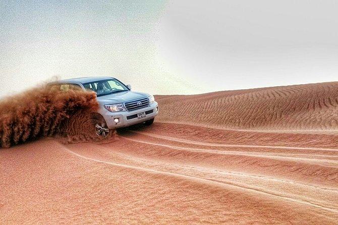 Enjoy Desert Safari Tour with BBQ Dinner - Ras al Khaimah