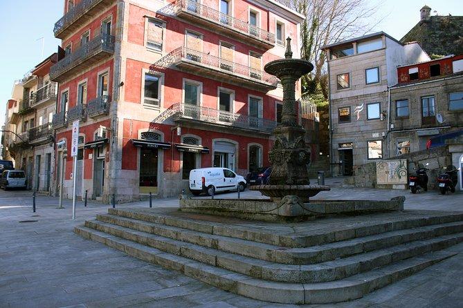 Private walking tour in Vigo