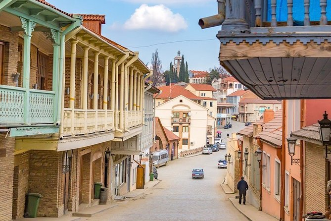 Day Trip to Sighnaghi, Bodbe & Tbilisi
