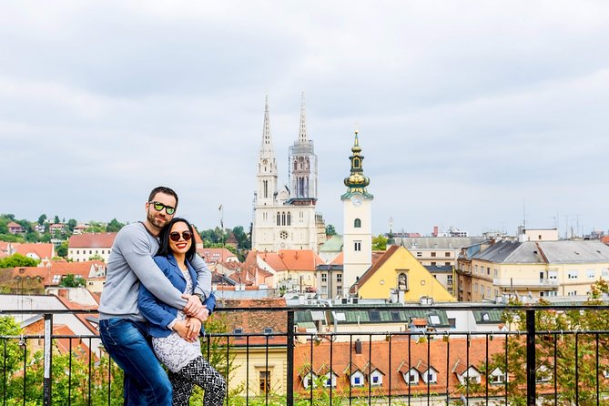 "Guided tour ""Love stories of Zagreb"""