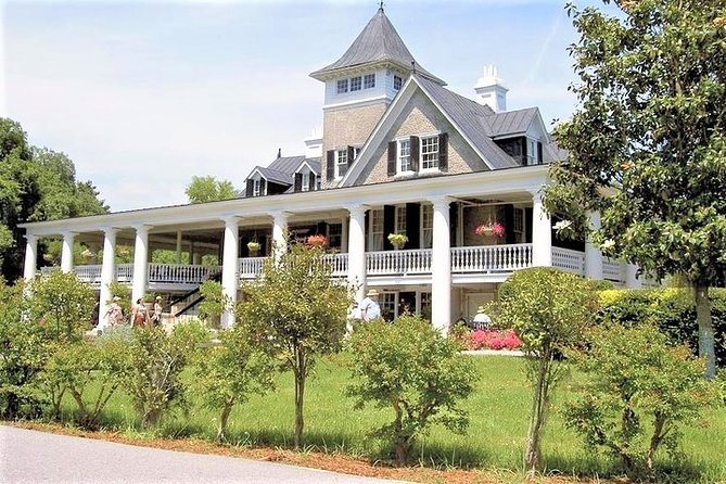 Magnolia Plantation Admission & Tour with Transportation from Charleston