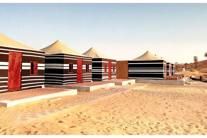 Overnight Deluxe Camping in Bedouin Oasis - Ras al Khaimah