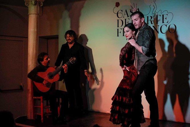 Espetáculo Tradicional de Flamenco