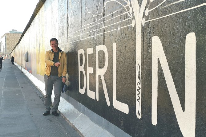 Group Walking Tour (1 - 20 people): 3 Hours the Wall, Third Reich, WW2, Cold War